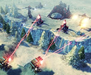 Command & Conquer 4: Tiberian Twilight Screenshots