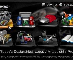Gran Turismo PSP Screenshots