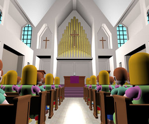 Mass: We Pray Screenshots