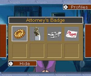Phoenix Wright: Ace Attorney Screenshots