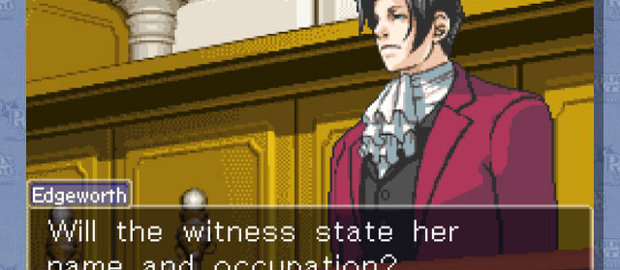Phoenix Wright: Ace Attorney News