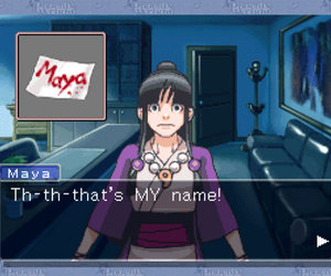 Phoenix Wright: Ace Attorney Screenshots