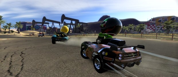 ModNation Racers News