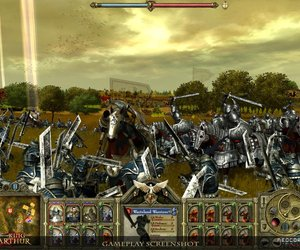 King Arthur - The Role-playing Wargame Screenshots