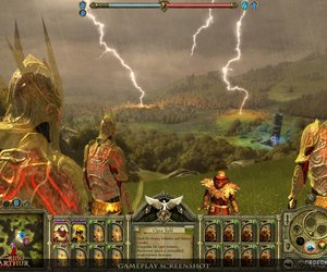 King Arthur - The Role-playing Wargame Chat