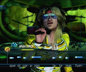 Karaoke Revolution Screenshots