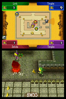 The Legend of Zelda: Spirit Tracks Files