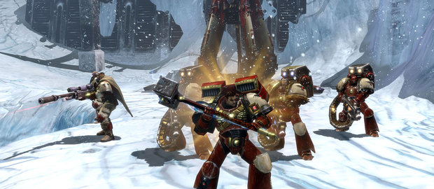 Warhammer 40,000: Dawn of War 2 - Chaos Rising News