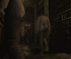 Resident Evil Archives: Resident Evil 0 Screenshots