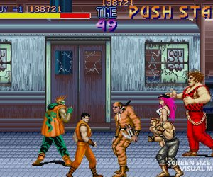 Final Fight: Double Impact Chat