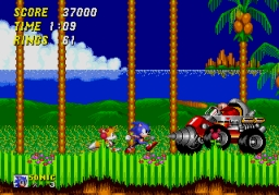 Sonic Classic Collection Screenshots