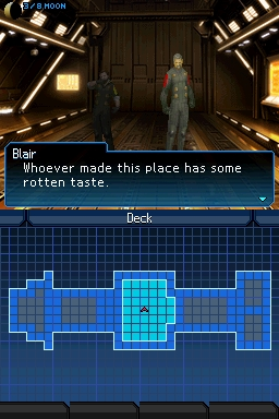 Shin Megami Tensei: Strange Journey Screenshots