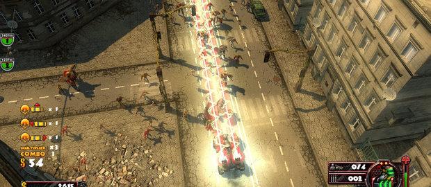 Zombie Driver News