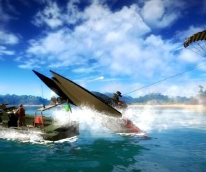 Just Cause 2 Screenshots
