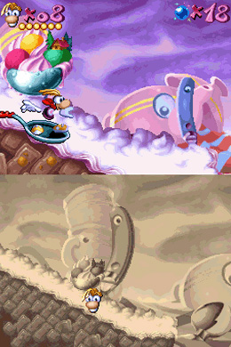 Rayman Screenshots