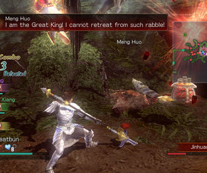 Dynasty Warriors: Strikeforce Chat