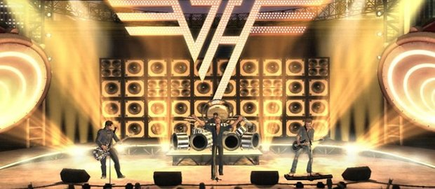 Guitar Hero Van Halen News