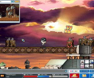 MapleStory Chat