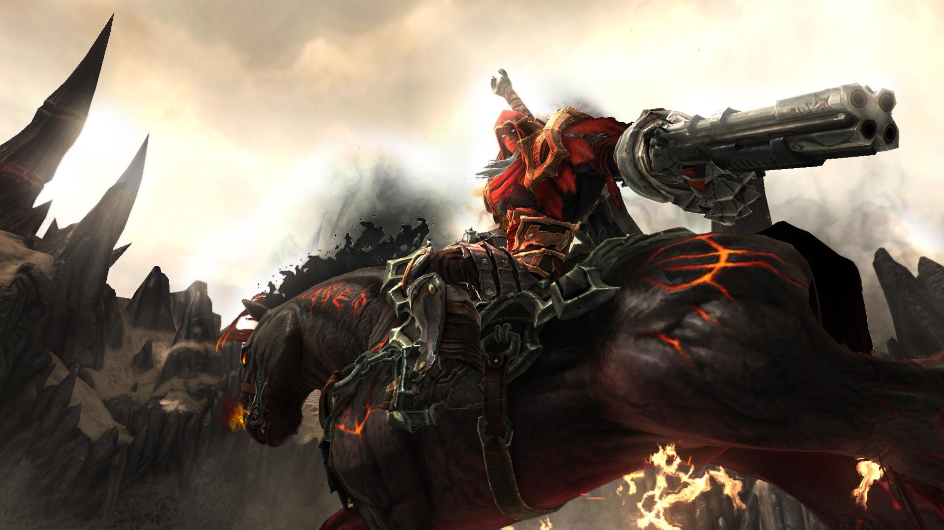 Скриншоты к игре Darksiders.