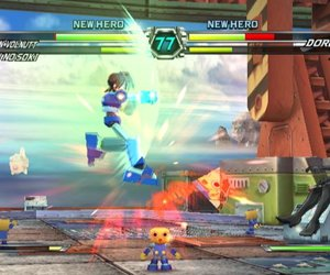 Tatsunoko vs. Capcom: Ultimate All Stars Chat