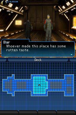 Shin Megami Tensei: Strange Journey Screenshots