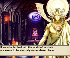 The Eye of Judgment Legends Screenshots