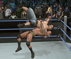 WWE Smackdown vs. Raw 2010 Screenshots