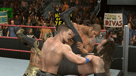 WWE Smackdown vs. Raw 2010 Screenshot from Shacknews