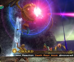 Final Fantasy Crystal Chronicles: The Crystal Bearers Chat