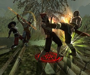 Jade Empire Chat