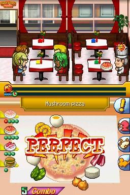 Fast Food Panic Chat