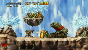 Metal Slug XX Screenshot from Shacknews