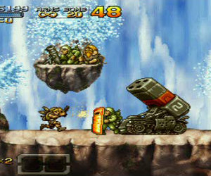 Metal Slug XX Files