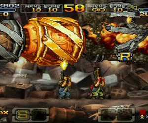Metal Slug XX Videos