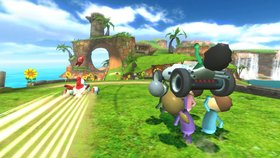 Sonic & Sega All-Stars Racing Screenshot from Shacknews