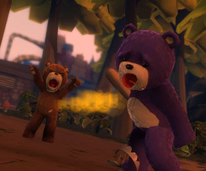 Naughty Bear Screenshots