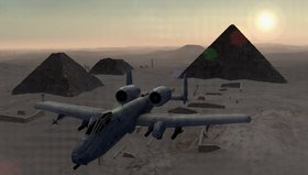 Ace Combat: Joint Assault Screenshot from Shacknews