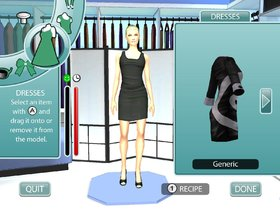Project Runway Screenshot from Shacknews