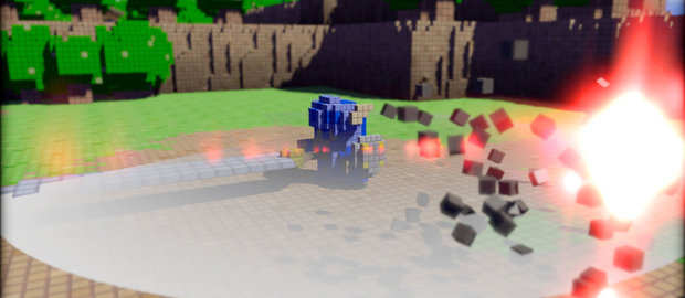 3D Dot Game Heroes News