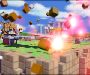 3D Dot Game Heroes Screenshots