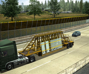 German Truck Simulator Screenshots