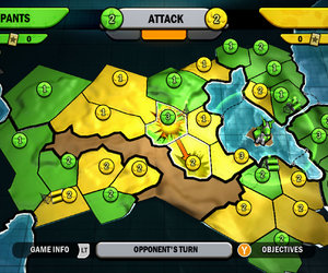 Risk: Factions Chat