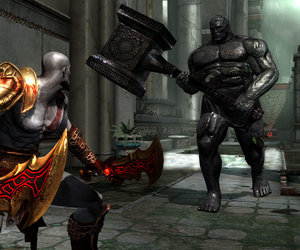 God of War 3 Chat