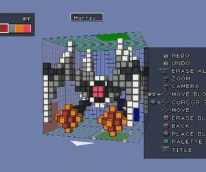 3D Dot Game Heroes Chat