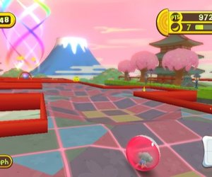 Super Monkey Ball: Step & Roll Screenshots