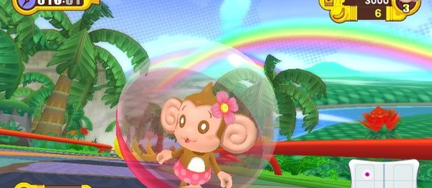 Super Monkey Ball: Step & Roll News
