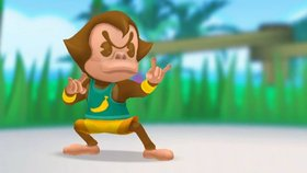 Super Monkey Ball Step & Roll Screenshot from Shacknews