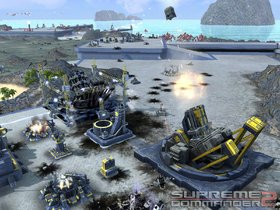Supreme Commander 2 Screenshot from Shacknews