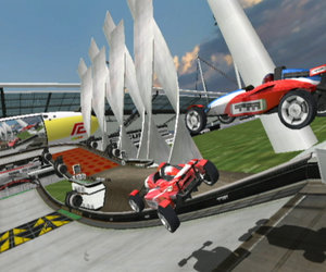 Trackmania: Build to Race Screenshots