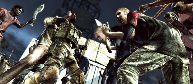 Resident Evil 5 News